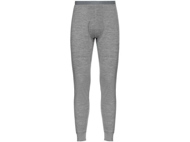 Odlo SUW Natural 100% Merino Warm Pantalones interiores Hombre, gris